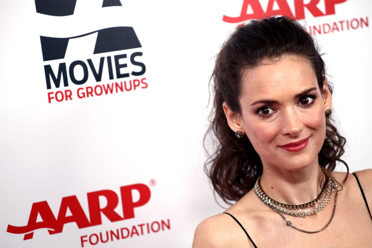 Seeing Winona Ryder Nude is a Dream Come True (7 PICS)