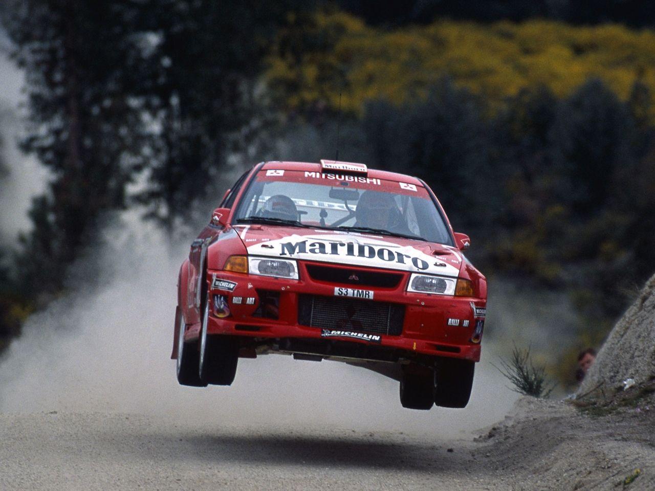Mitsubishi Evo rally car | Rally racing | Pinterest | Rally car ...
