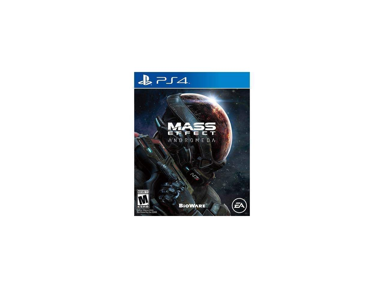 mass effect andromeda (ps4 or xbox one) h&r block tax software