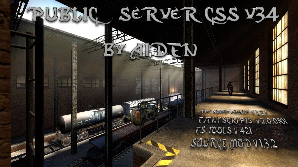 Скачать сервер готовый сервер source