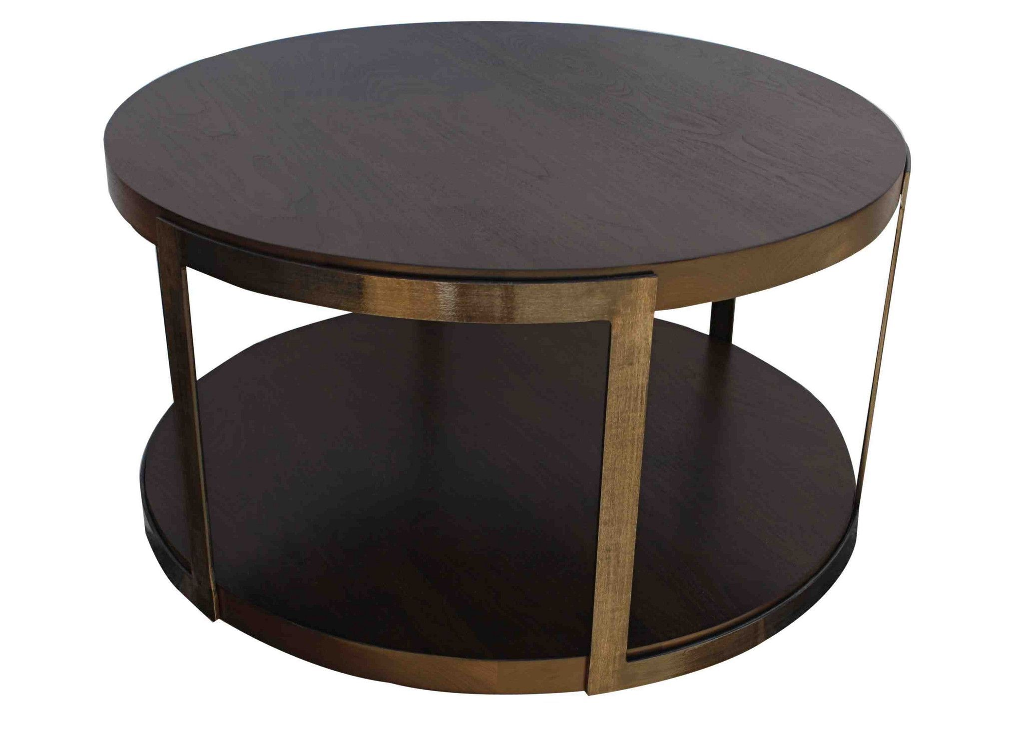 Brooklyn Industrial Modern Coffee table