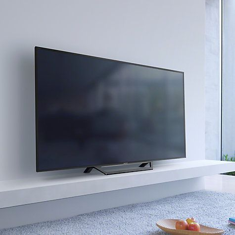 Buy Sony Bravia 40wd653bu Led Hd 1080p Smart Tv 40 With Freeview Hd Built In Wi Fi Cable Management System Online At Johnle Tvs Small Lounge Tv In Bedroom