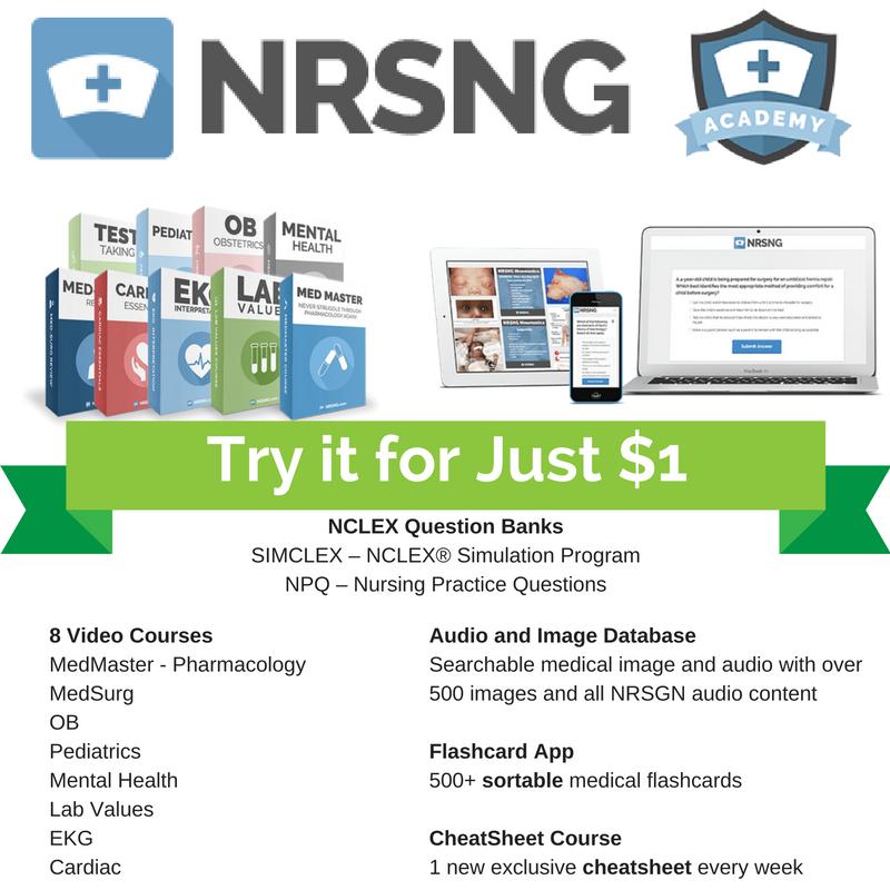 Nursing School and NCLEX Help | Nursing School and Education