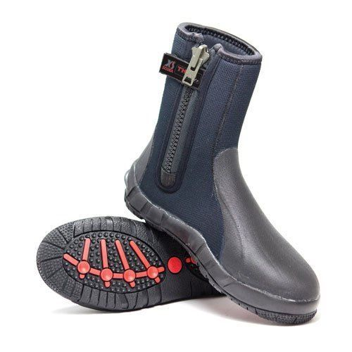 Boots Booties 114234: Xs Scuba 8Mm Zipper Thug Boot Scuba Diving -> BUY IT NOW ONLY: $63 on eBay!