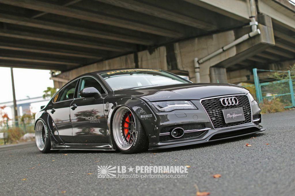 Audi A7 S7 Get By Liberty Walk