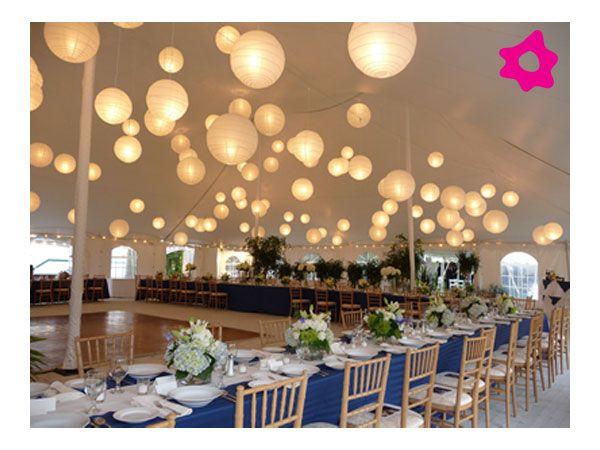 Decorar la boda con l mparas chinas decoraci n for Decoracion de cielo