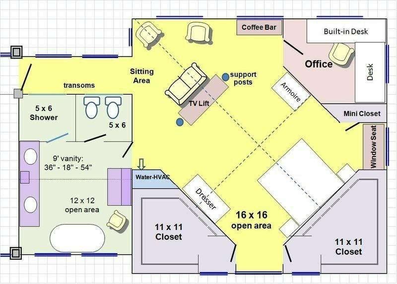 Pin By Ellen Gaythwaite On 1 Master Bedroom Addition Master Suite Layout Master Bedroom Layout