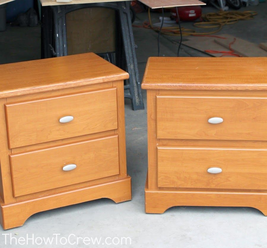 How To Paint Laminate Furniture (Without Sanding!)   The How To Crew