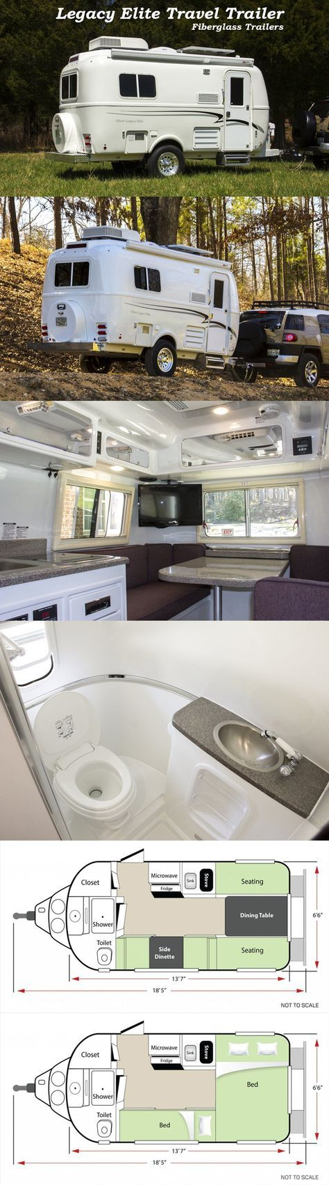 The 25 best rv trailers ideas on pinterest trailer organization travel trailers and rv