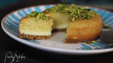 ميني تشيز كيك البسبوسة Recipe Recipes Food Special Desserts
