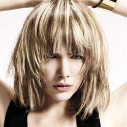 HOW-TO: Bold Blonde Highlights from Aveda   HOW-TOs   Pinterest ...
