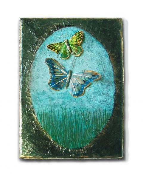 "Tablou decorativ ""Fluturi"""