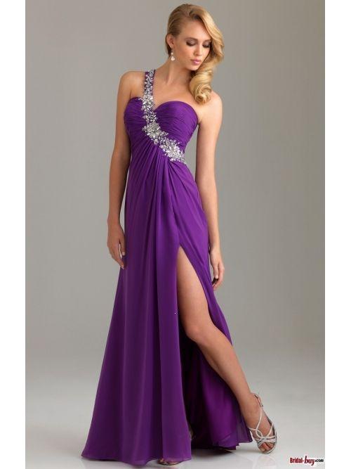 78 Best images about formal dresses on Pinterest  One shoulder ...