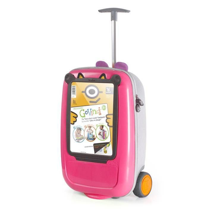 GoVinci Trolley Luggage Pink | Luggage sale, Travel store and ...