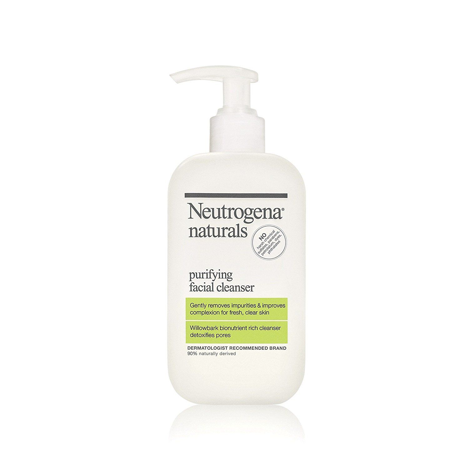 Neutrogena Naturals Purifying Facial Cleanser 6 Ounce Special