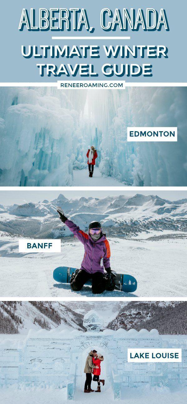 Photo of 9 Best Winter Adventures near Banff, Canada • Renee Roaming