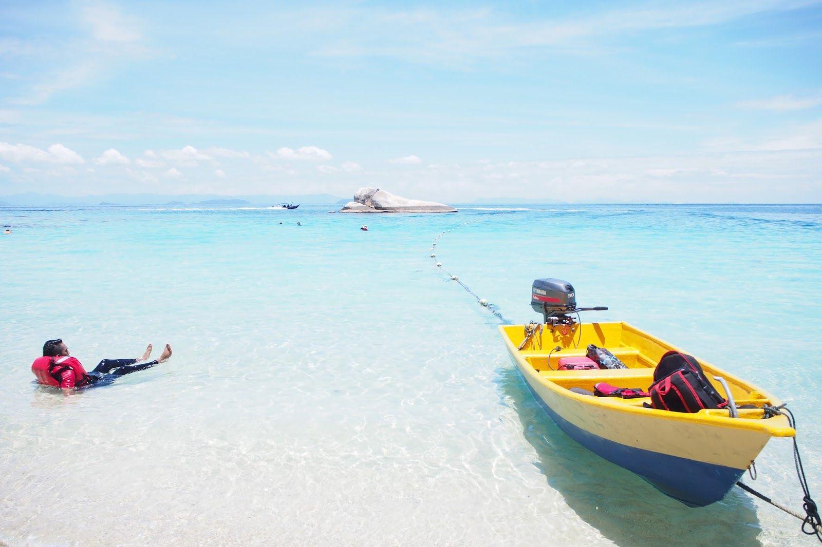 20 Tips Ke Pulau Perhentian Aswaleyla Com Lifestyle Blogger Pool Float Pool Travel