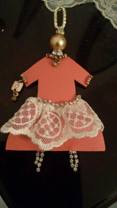 Norman style doll by Gius