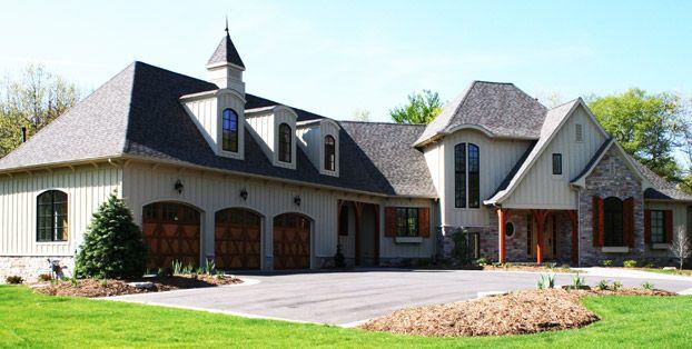 Falcon Homes Home Custom
