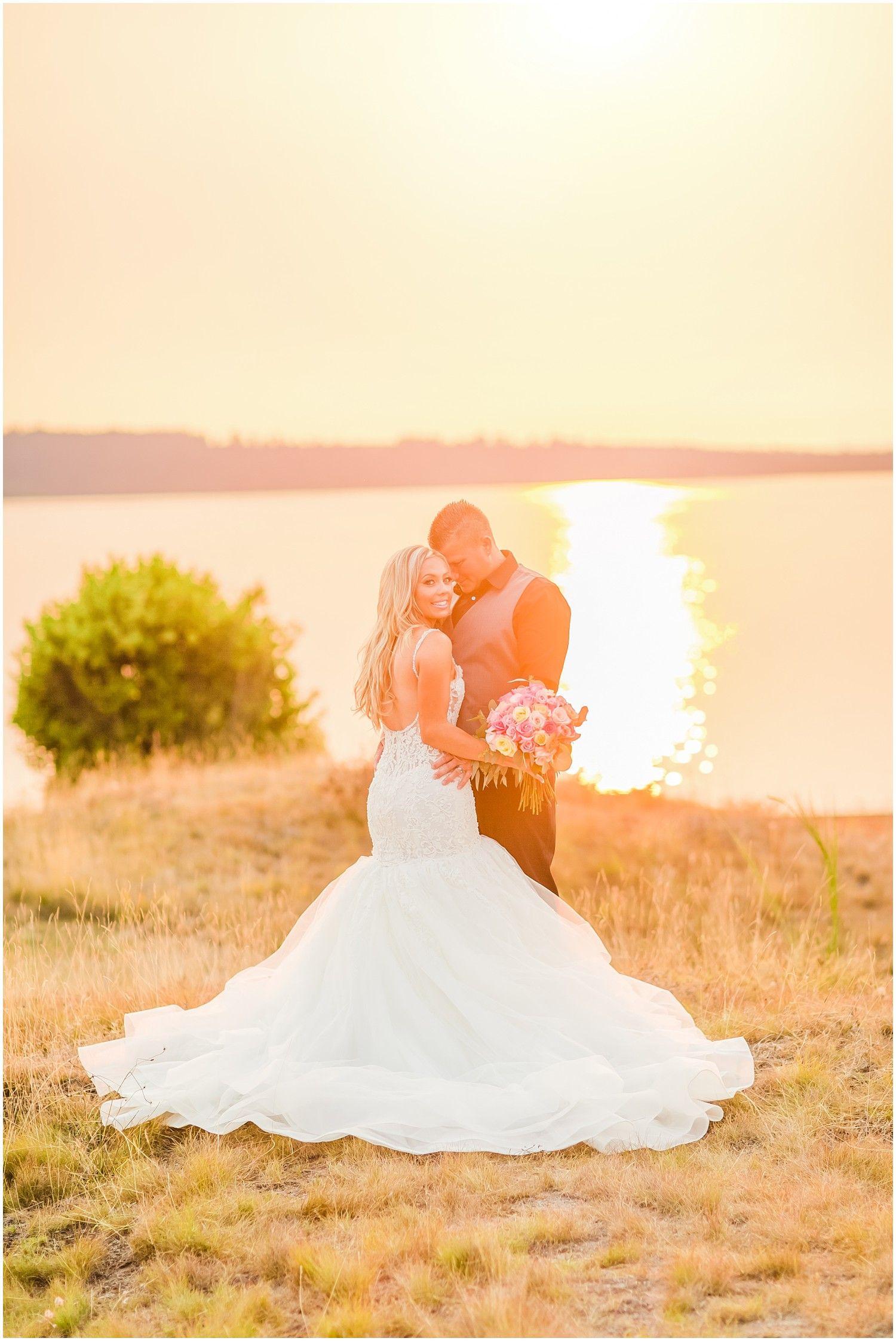 Chambers Bay Intimate Wedding Ulysses Danielle Sunset Wedding Photos Sunset Wedding Intimate Wedding