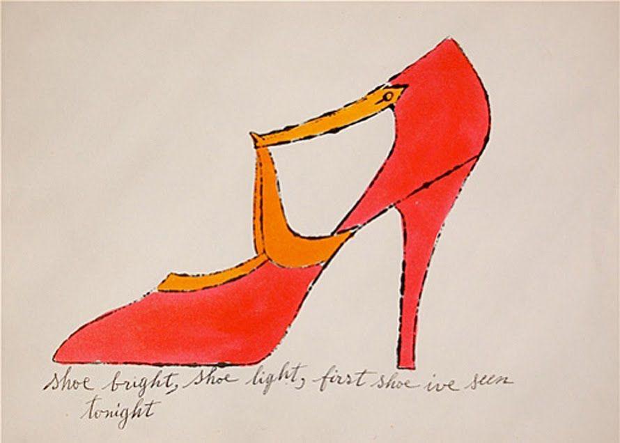 Resultados da Pesquisa de imagens do Google para http://3.bp.blogspot.com/-24owM3ACfTM/UBt5ogL8iTI/AAAAAAAACL0/Kx6agDD3vKw/s1600/andy-warhol-a-la-recherche-du-shoe-perdu-shoe-bright-shoe-light-first-shoe-i-ve-seen-tonight%2B(1).jpg