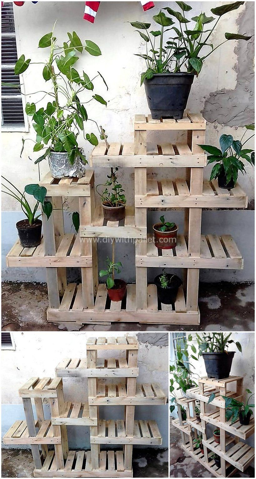 50 Creative Wood #woodpalletfurniture