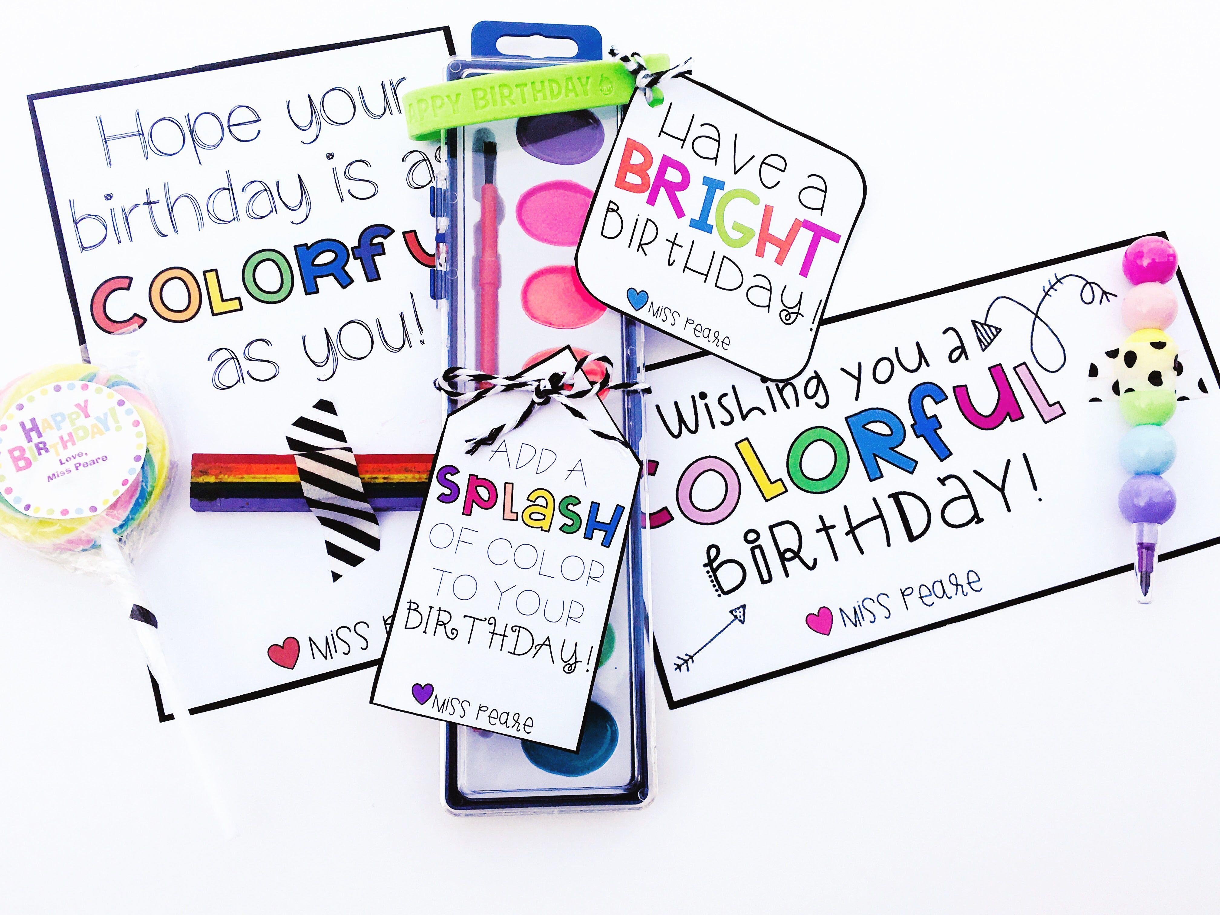 Best 25 Classroom birthday ts ideas on Pinterest