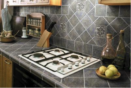 Top Kitchen Countertops At A Glance Sweet Remodel Com Tile Countertops Kitchen Cheap Countertops Kitchen Remodel Countertops
