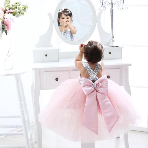 Sarafina Dress (Pink)