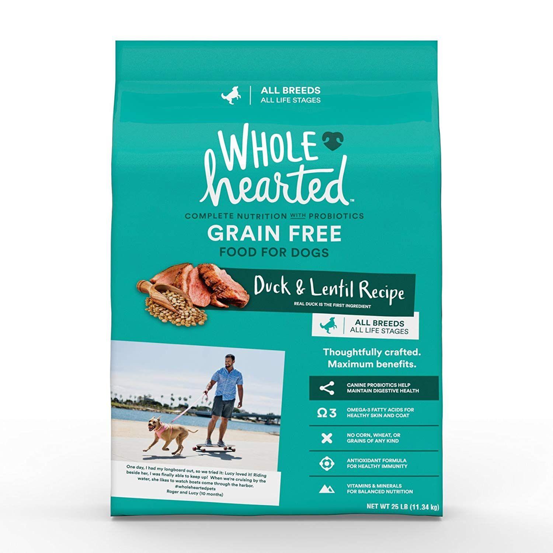 BUYITNOW Grain Free, All Life Stage Recipe Dry Dog Food