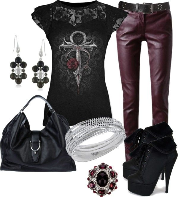 """""""Untitled #198"""" by lisamoran on Polyvore"""
