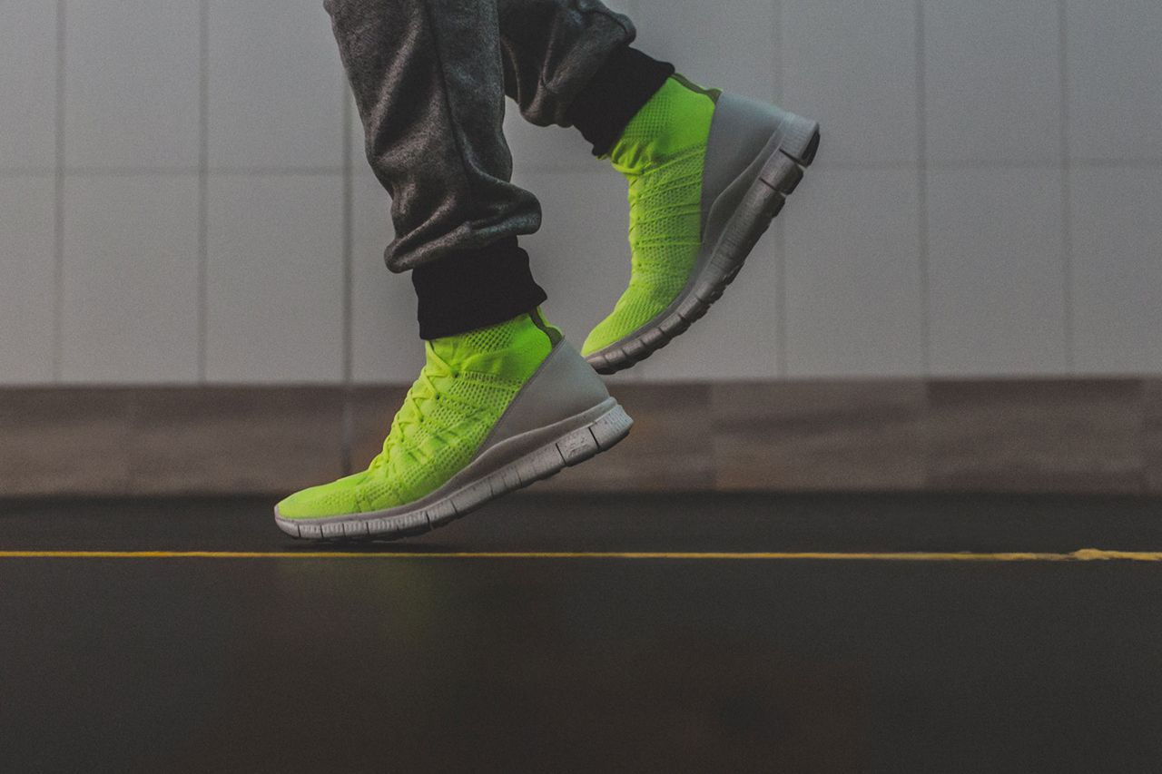 "031346bf97a A Closer Look at the Nike Free Mercurial Superfly HTM ""Volt ..."