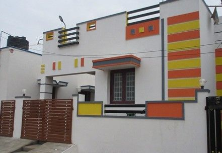 Coimbatore Exterior Paint Colors For House House Design Photos Exterior House Colors