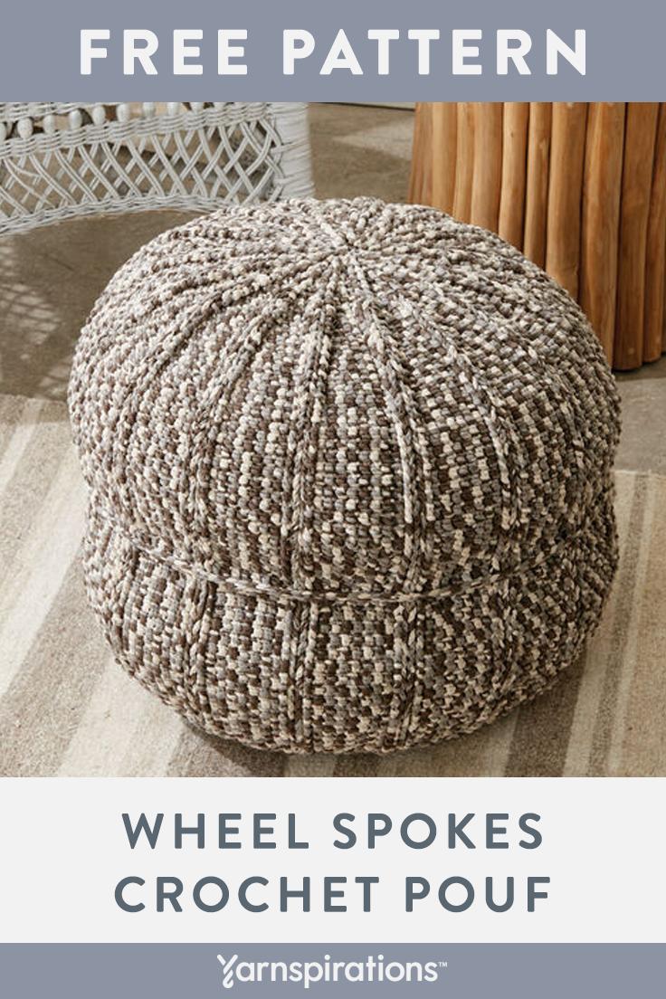 Bernat Home Decor Yarn Crochet Patterns - Bohemian ...