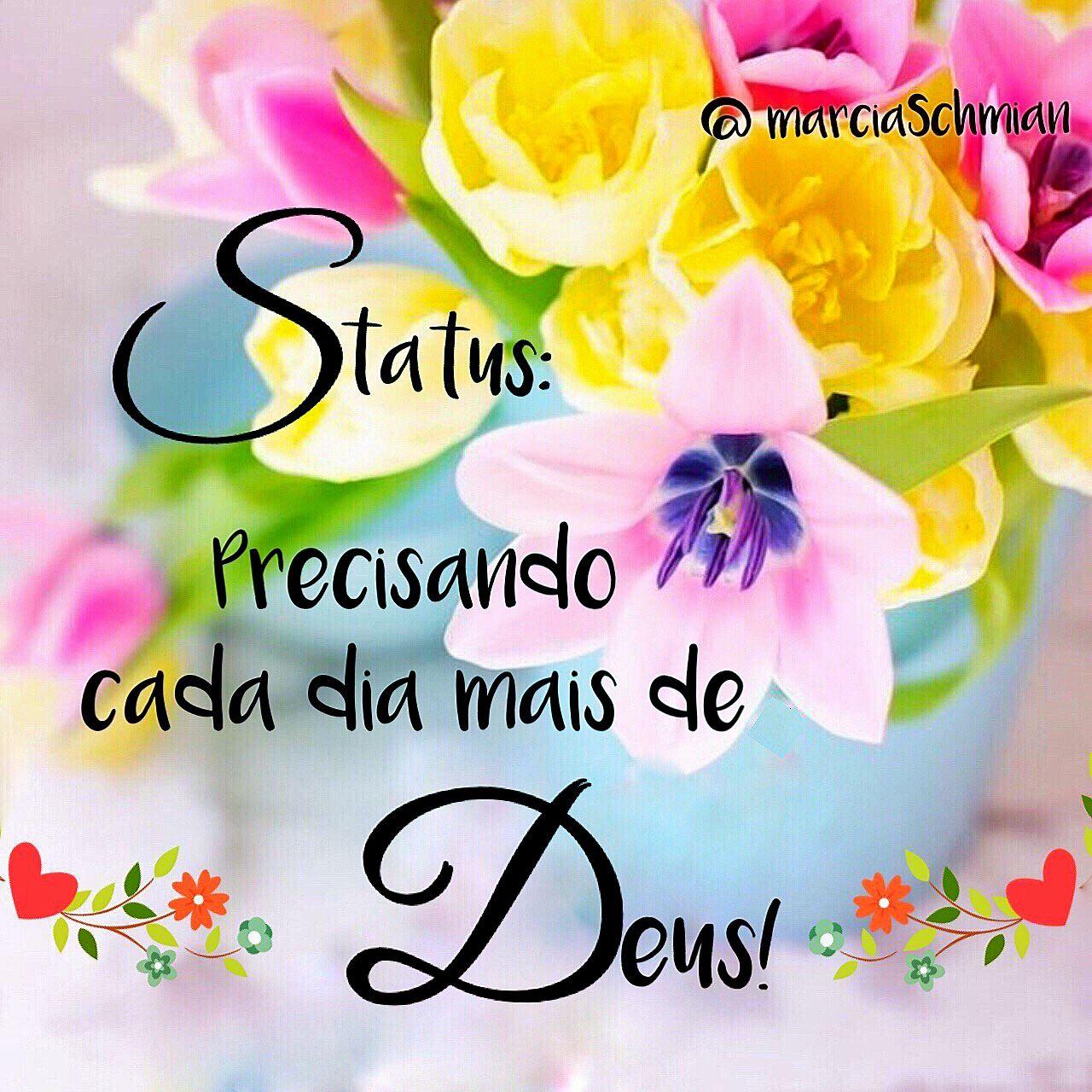Bom Dia Frases Boatarde Bomdia Pensamentos Deus Flores