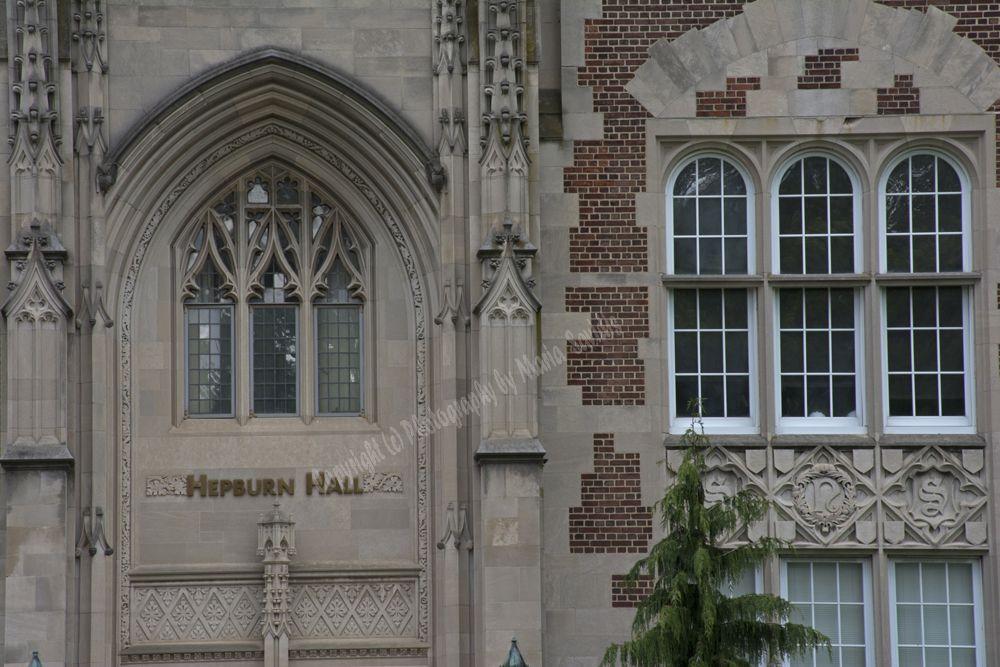Jersey City University, Hepburn Hall, Jersey City, NJ 2017