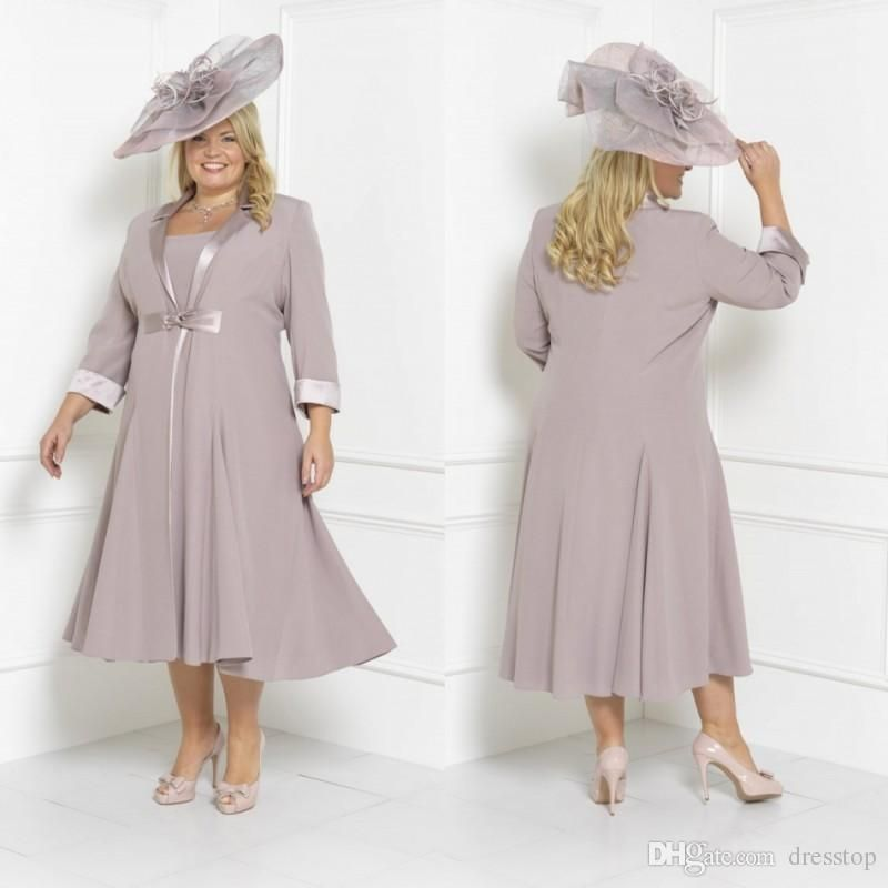 Image Result For Mother Of The Bride Dresses Tea Length