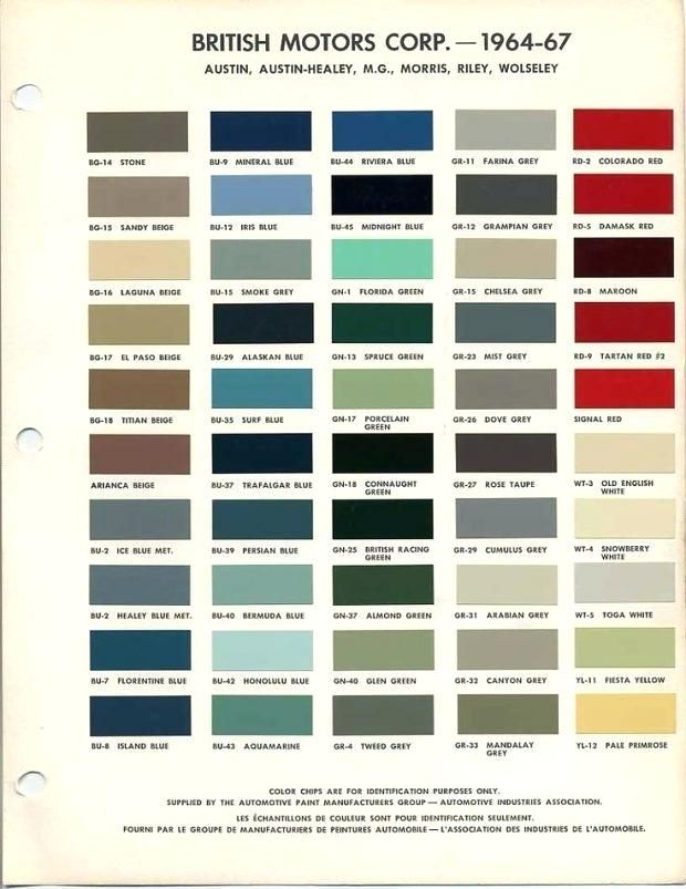 Range Rover Paint Colours Chart Silver Grey Colour Chart Ppg Paint Colors For Cars Finecolour Color Chart Auto Paint Chart B Verfkleuren Kleurenkaart Vw Kevers