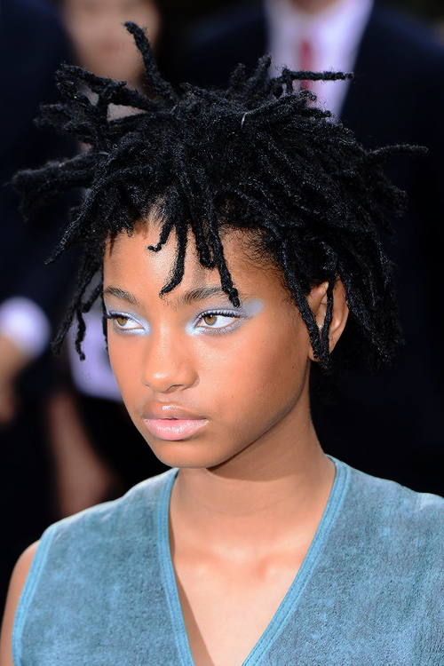 "willowlover: ""  Willow Smith attends the Chanel Haute Couture Fall/Winter 2016-2017 show as part of Paris Fashion Week on July 5, 2016 in Paris, France. """