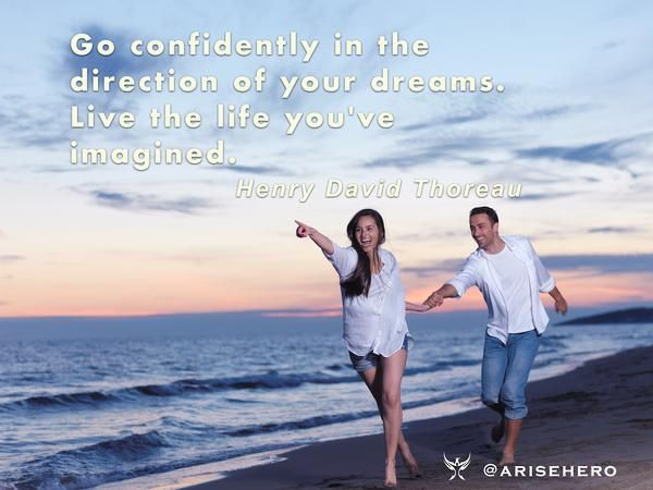 """Go confidently in the direction of your dreams. Live the life you've imagined."" - Henry David Thoreau #superheroes  #superpowers  #uplifting  #empowerment  #yoga  #meditation #yogalove #balance #yogagirl #yogaeverydamnday #arisehero #life #peace #love #happiness #travel #instagood #me #followme #happy #beautiful #fun #smile #fashion #food"