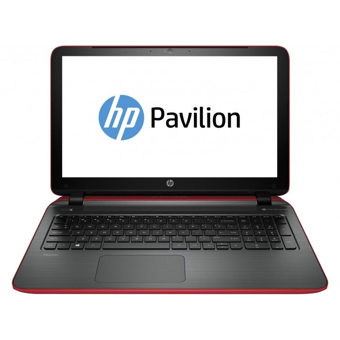 jual laptop notebook hp pavilion 17f042 red  harga