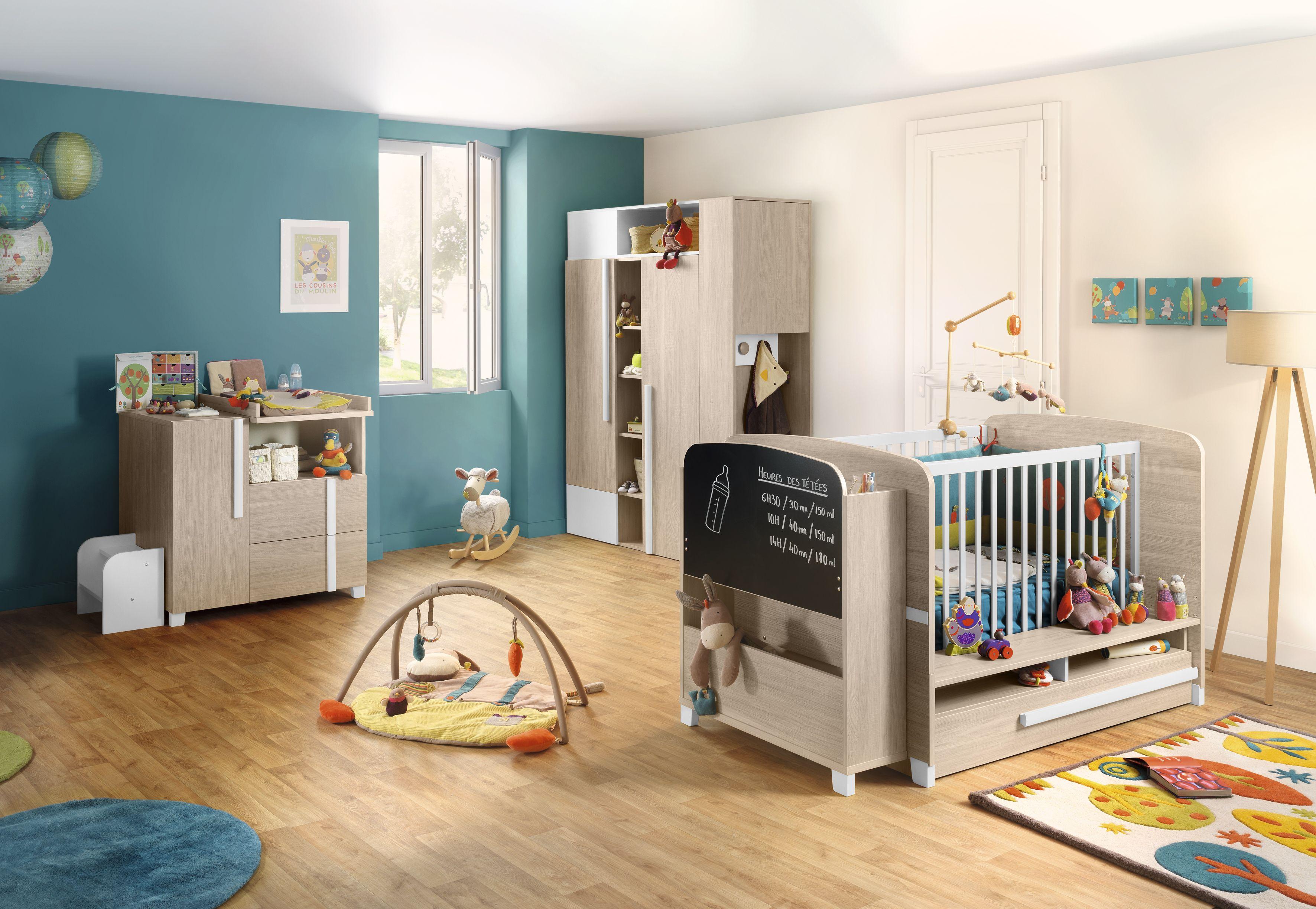 Babies Nursery Beds Lit B B Volutif Alpa Galipette