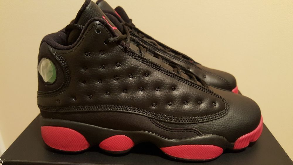 separation shoes 5769f 286b8 Nike Air Jordan Retro 13 XIII Dirty Bred Size 6Y DS HGG ...