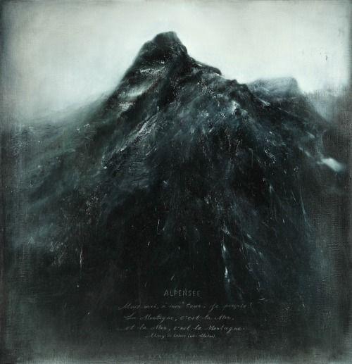 Thierry De Cordier - Alpensee