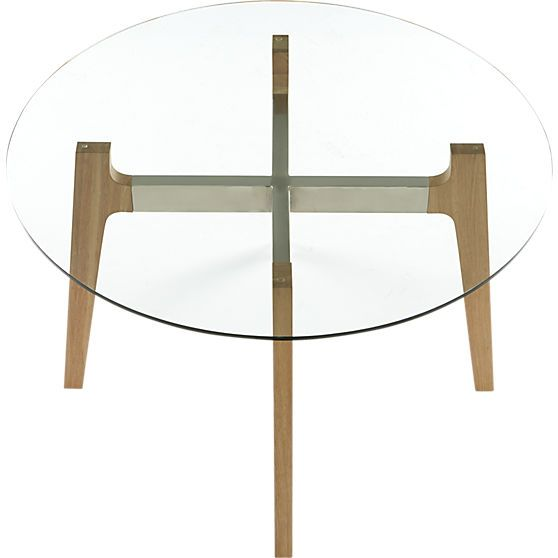 Brace Dining Table In Tables Cb2