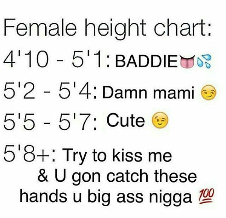 i like tall girls