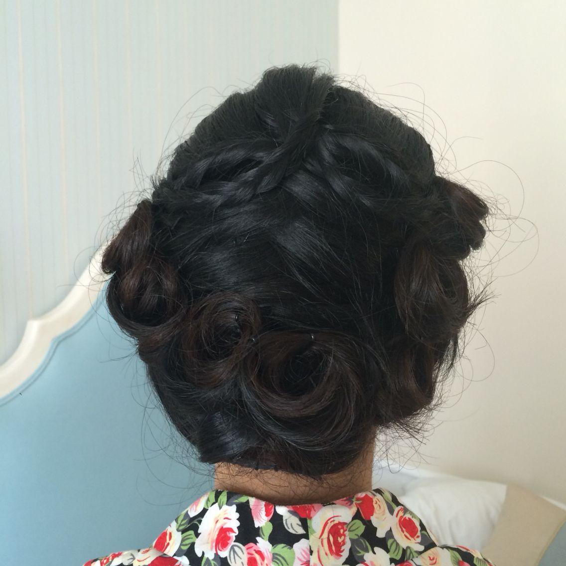 Sanggul Modern Hairstyle Hair Styles Modern