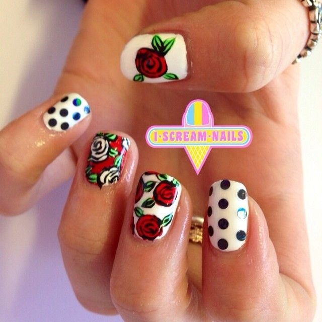 I Scream Nails Melbourne Nail Art Ideas For Nails Pinterest