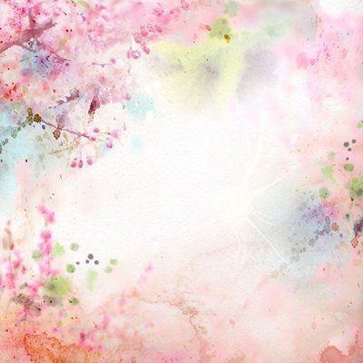 Nivius Photo 150 220cm Rosa Pastell Blossom Gedruckt Foto Studio Newborn Backdrops Dunne Vinyl Hintergr Aquarell Hintergrund Blumen Aquarell Blume Hintergrund