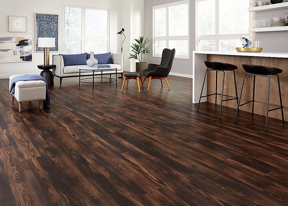 5mm Bourbon Barrel Oak Evp Coreluxe Lumber Liquidators Flooring Engineered Vinyl Plank Waterproof Flooring